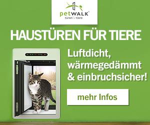 petWALK Inline Banner