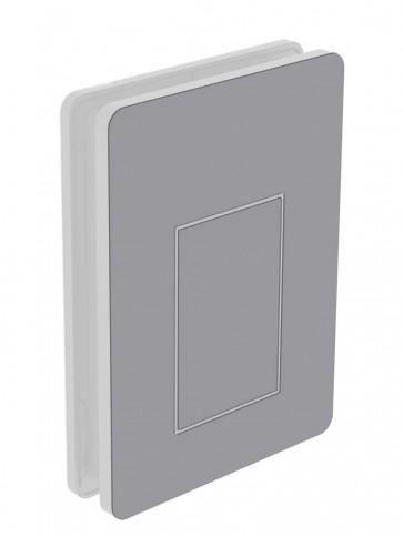 Außendekor - Medium - Acrylglas - Signalgrau (7004)