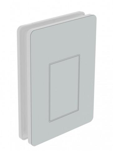 Außendekor - Medium - Acrylglas - Lichtgrau (7035)