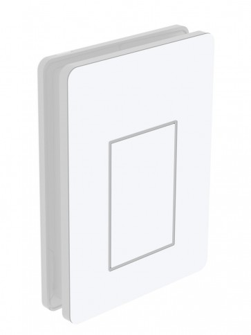 Außendekor - Medium - Acrylglas - Signalweiß (9003)
