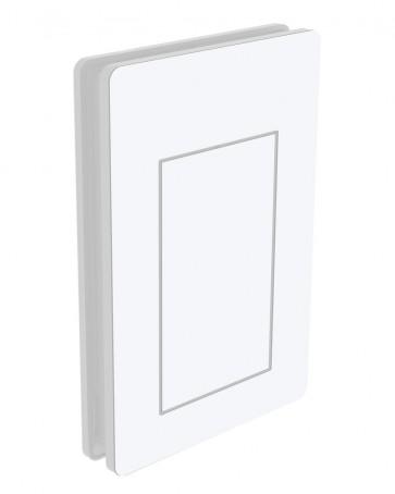 Außendekor - Large - Acrylglas - Signalweiß (9003)
