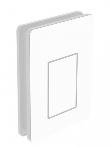 Außendekor - Medium - Acrylglas - Reinweiß (9010)