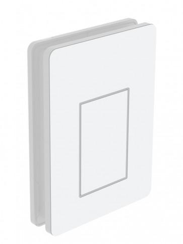 Außendekor - Medium - Acrylglas - Verkehrsweiß (9016)