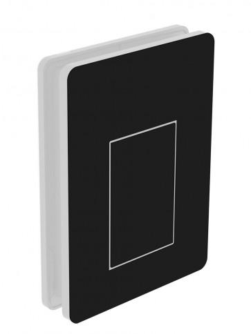 Außendekor - Medium - Acrylglas - Verkehrsschwarz (9017)