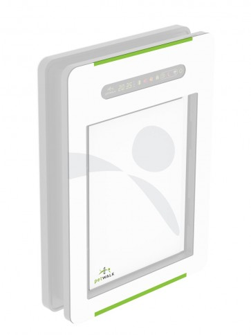 Innendekor - Medium - Acrylglas - petWALK Design - Weiß