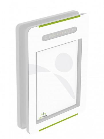 Außendekor - Medium - Acrylglas - petWALK Design - Weiß