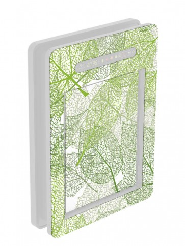 Innendekor - Medium - Acrylglas - Exclusiv - spring leaves