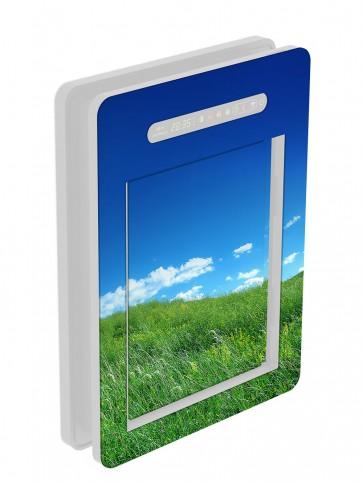 Innendekor - Medium - Acrylglas - Exclusiv - landscape