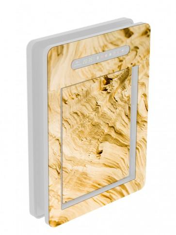 Innendekor - Medium - Acrylglas - Exclusiv - stony