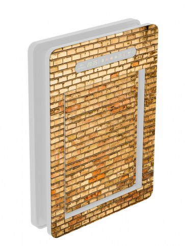Innendekor - Medium - Acrylglas - Exclusiv - another brick