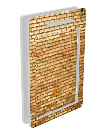 Innendekor - Large - Acrylglas - Exklusiv - another brick