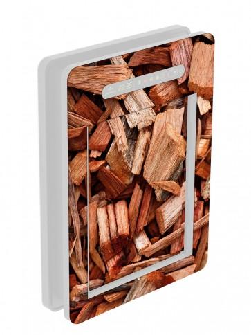 Innendekor - Medium - Acrylglas - Exclusiv - knock on wood