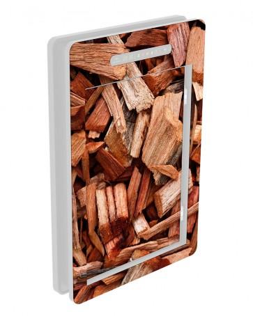 Innendekor - Large - Acrylglas - Exklusiv - knock on wood