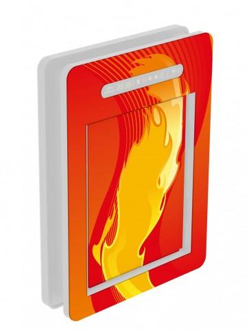 Innendekor - Medium - Acrylglas - Exclusiv - volcano