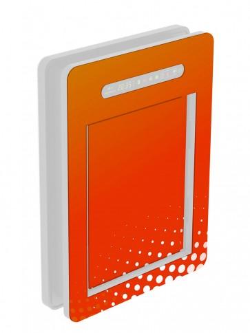 Innendekor - Medium - Acrylglas - Exclusiv - orangedotcom