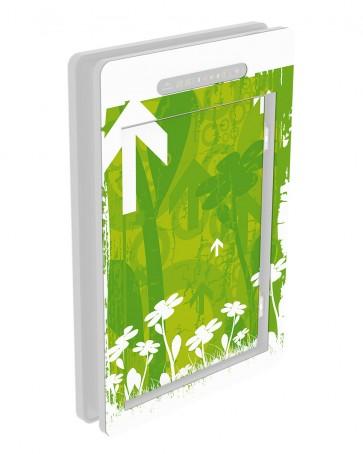 Innendekor - Large - Acrylglas - Exklusiv - garden jungle