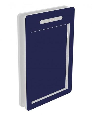Innendekor - Large - Acrylglas - Nachtblau (5022)