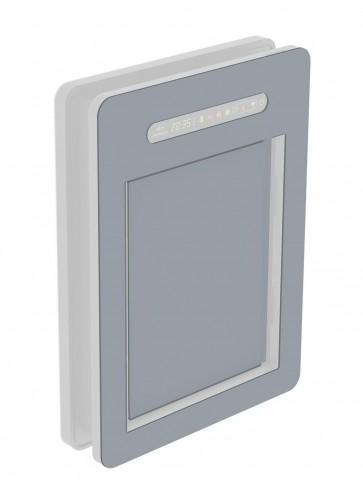 Innendekor - Medium - Acrylglas - Fenstergrau (7040)