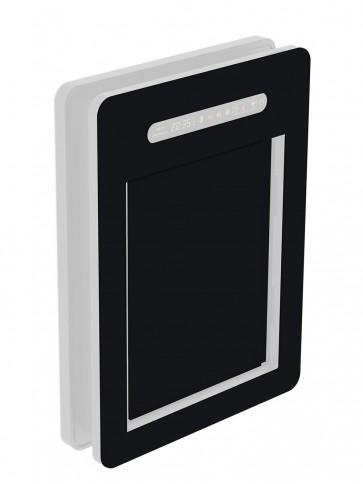 Innendekor - Medium - Acrylglas - Tiefschwarz (9005)