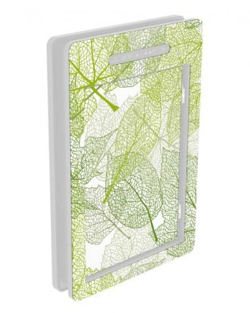 Innendekor - Large - Acrylglas - Exklusiv - spring leaves