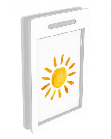 Innendekor - Large - Acrylglas - Exklusiv - spring sun