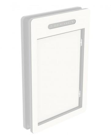 Innendekor - Large - HPL - Weiß (0085)