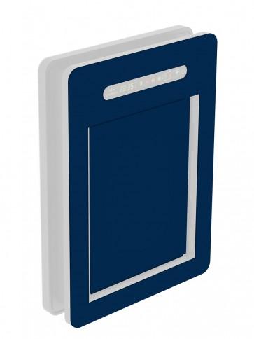 Innendekor - Medium - HPL - Nachtblau (0702)