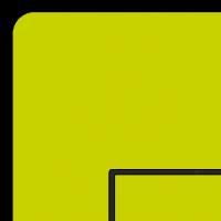 Außendekor - Medium - HPL - Uni