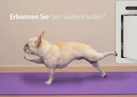 "petWALK Fun Card ""Seelenfrieden"""