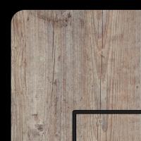 Außendekor - Large - HPL - Holz