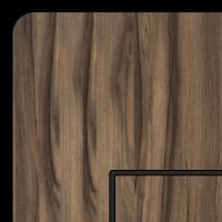 outside cover  - medium - HPL – wood