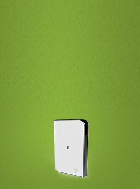 petWALK - Externe RFID Antenne